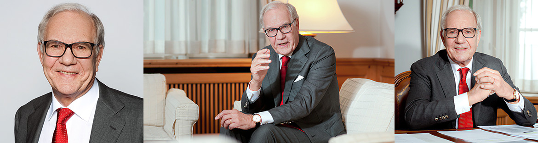 Image: Prof. Dr. Dr. h.c. mult. Brun-Hagen Hennerkes